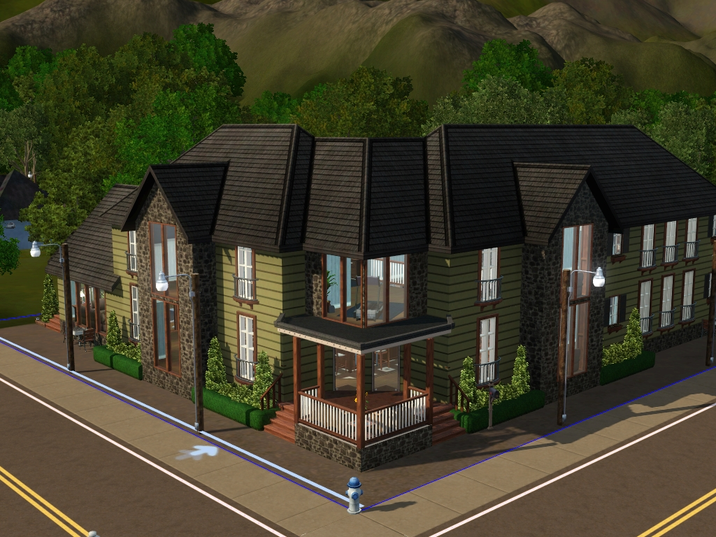 Family homes 75 000 for sims 3 at my sim realty for Build a house for 75000