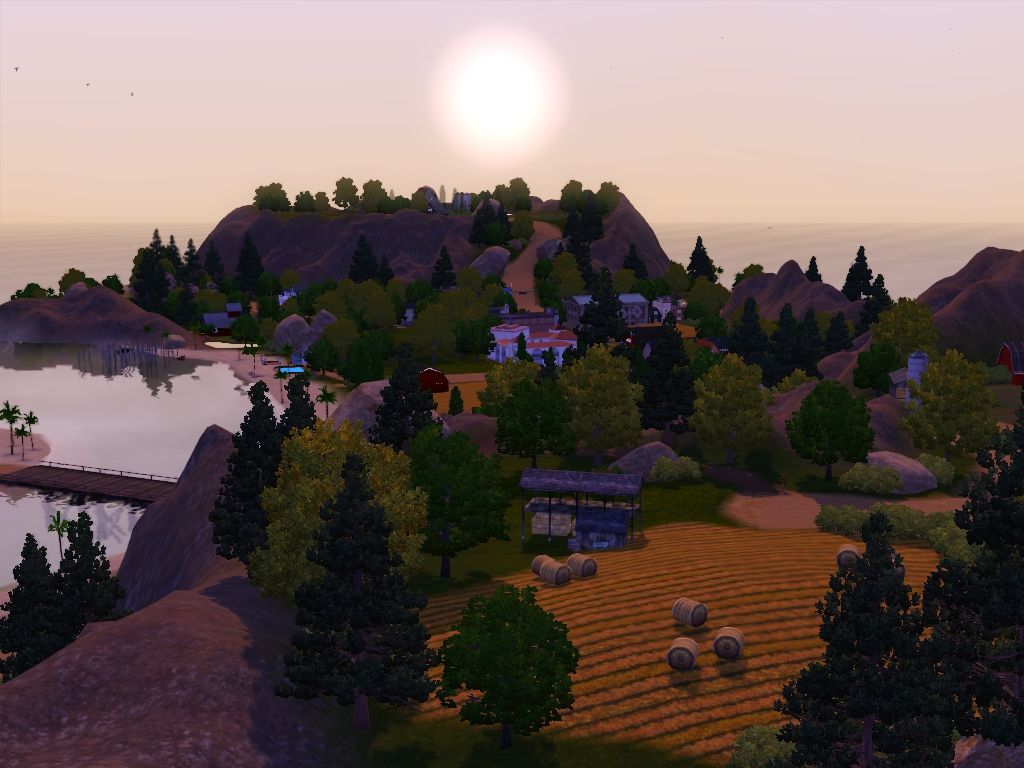 sims 3 how to get new worlds