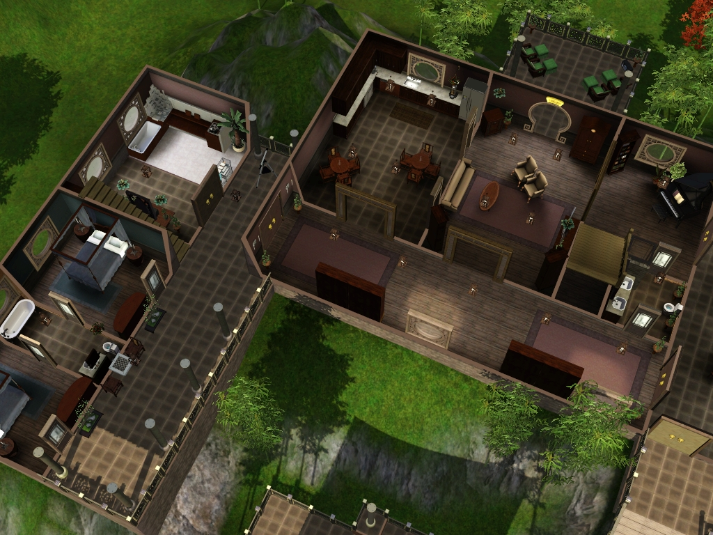 world adventure lots community lots for sims 3 at my sim. Black Bedroom Furniture Sets. Home Design Ideas