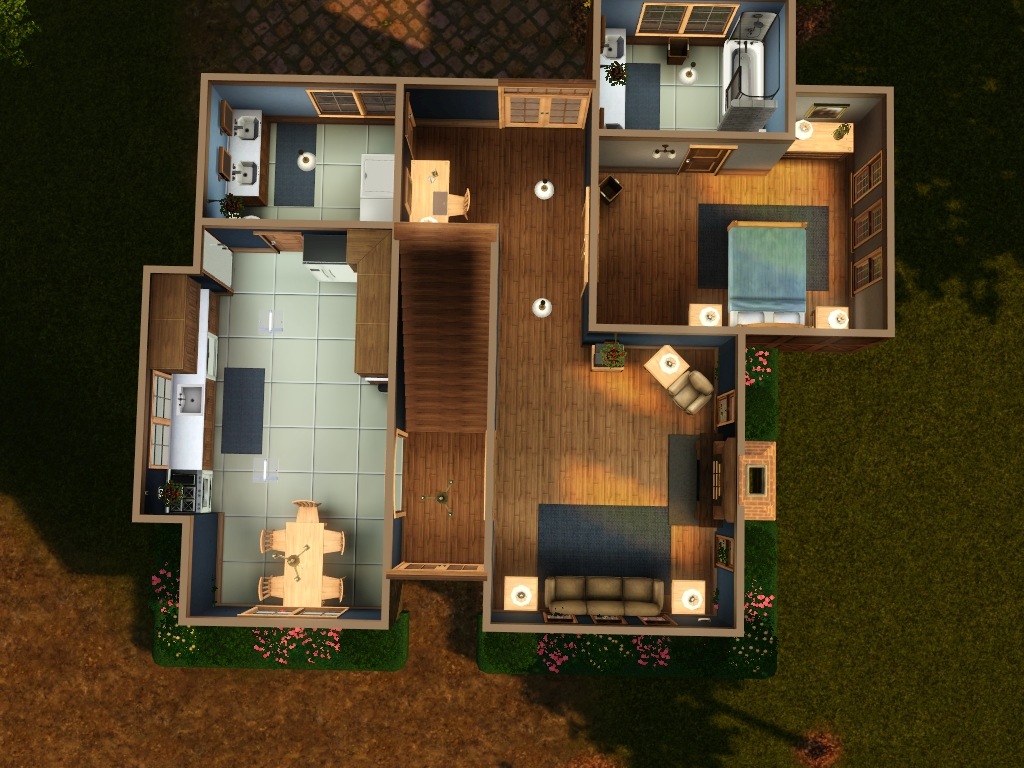 how to play business as usual bistro sims 3