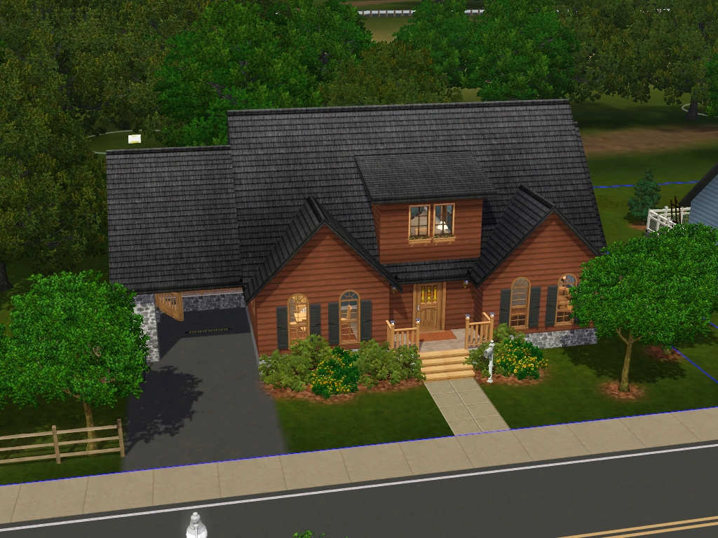 Swell Family Homes Up To 75 000 For Sims 3 At My Sim Realty Largest Home Design Picture Inspirations Pitcheantrous